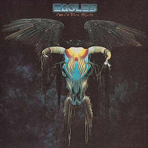 Eagles - One of These Nights - LP