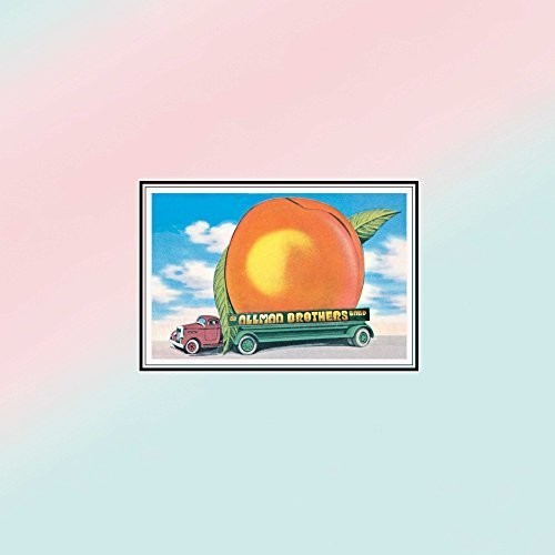 The Allman Brothers Band - Eat A Peach - LP