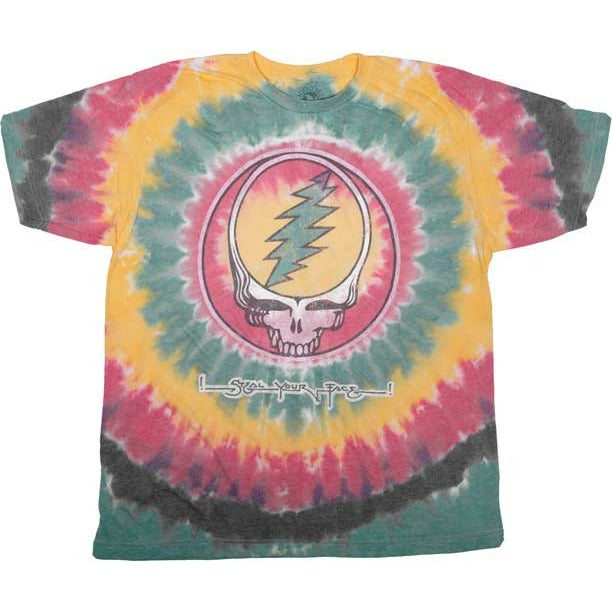 Grateful Dead Vintage Rasta SYF Men's T-Shirt
