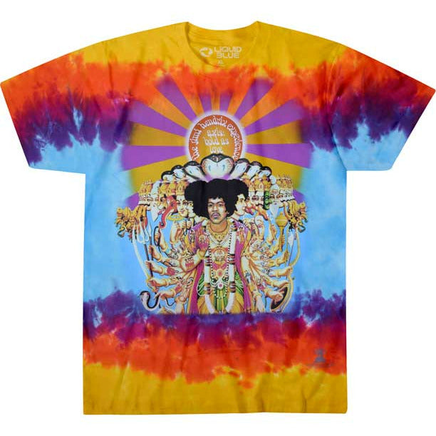 Jimi Hendrix - Axis Bold As Love T-Shirt
