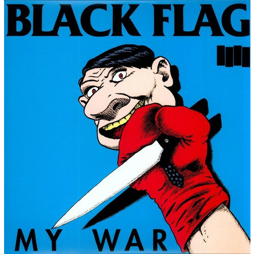 Black Flag - My War - LP