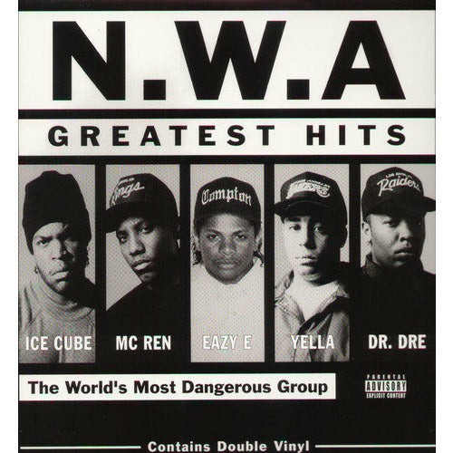 N.W.A - Greatest Hits - LP