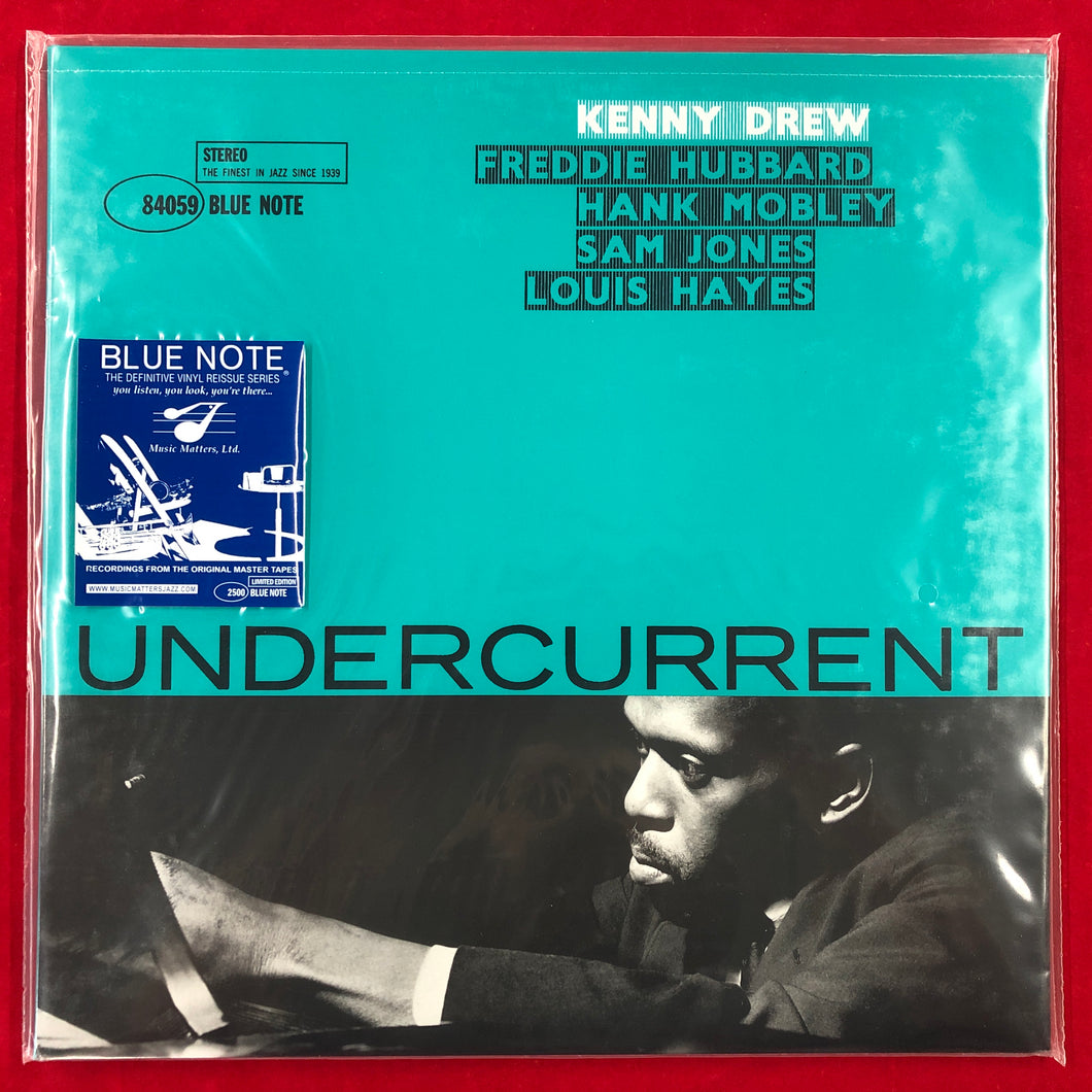 Kenny Drew - Undercurrent - Music Matters LP