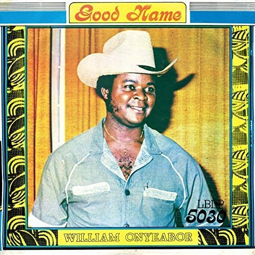 William Onyeabor - Good Name - LP
