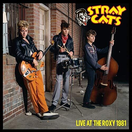 Stray Cats - Live At The Roxy 1981 - LP