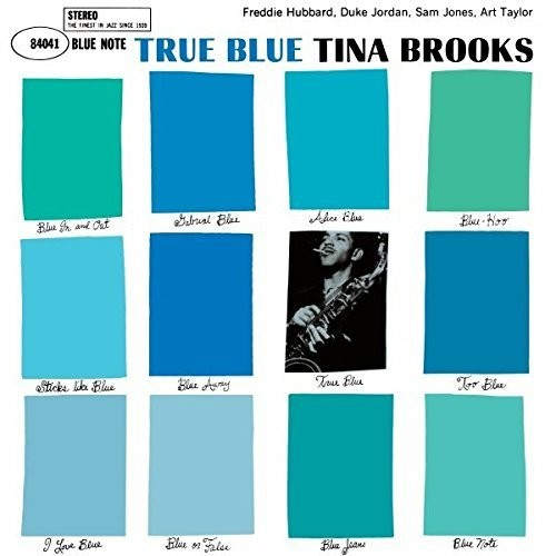 Tina Brooks - True Blue - LP