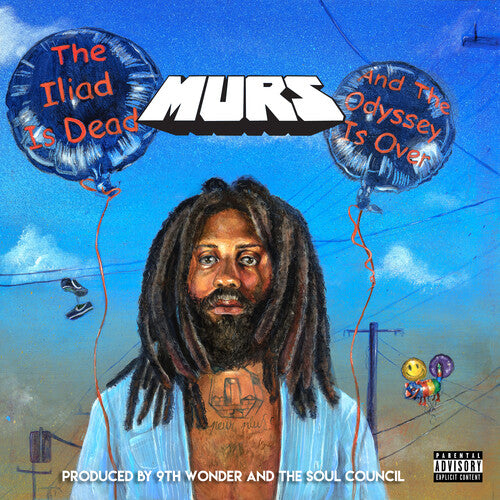 Murs - The Illiad Is Over And The Odyssey Is Dead  - LP