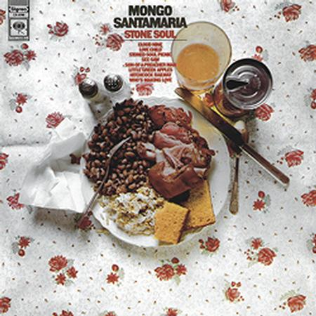 Mongo Santamaria - Stone Soul - Speakers Corner LP
