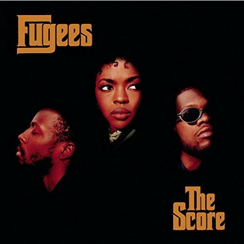 The Fugees - Score - Import LP