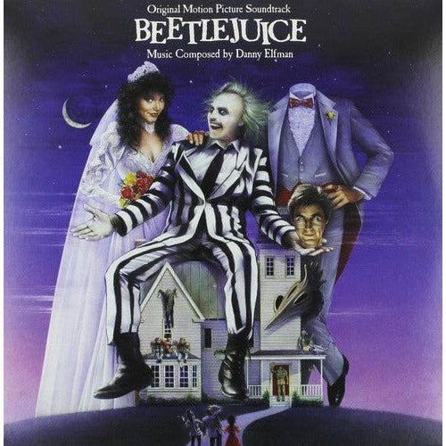 Beetlejuice (Original Motion Picture Soundtrack) - LP