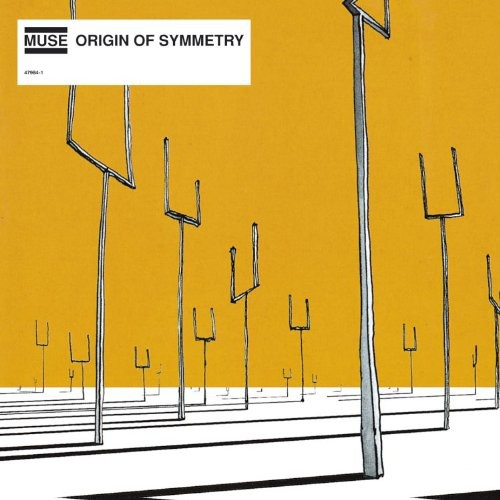 Muse - Origin of Symmetry - LP
