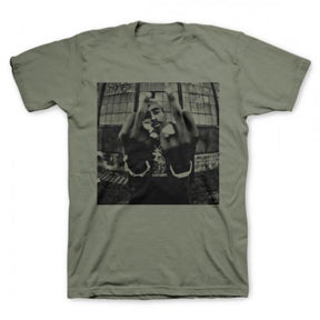Tupac Bold Army Men's T-Shrit