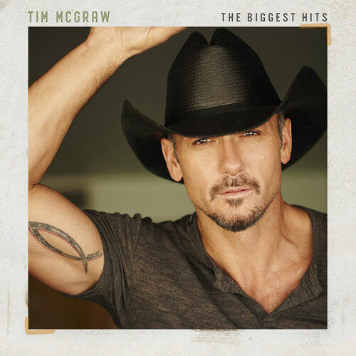 Tim McGraw - Biggest Hits - LP
