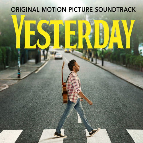 Himesh Patel - Yesterday Original Motion Picture Soundtrack - LP