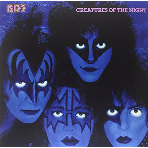 Kiss - Creatures of the Night - LP