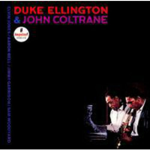 Duke Ellington - Duke Ellington & John Coltrane - LP