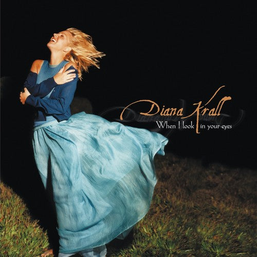 Diana Krall - When I Look In Your Eyes - LP