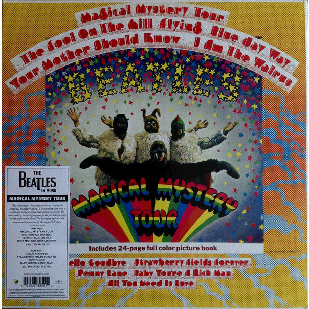The Beatles - Magical Mystery Tour - 2014 Mono LP