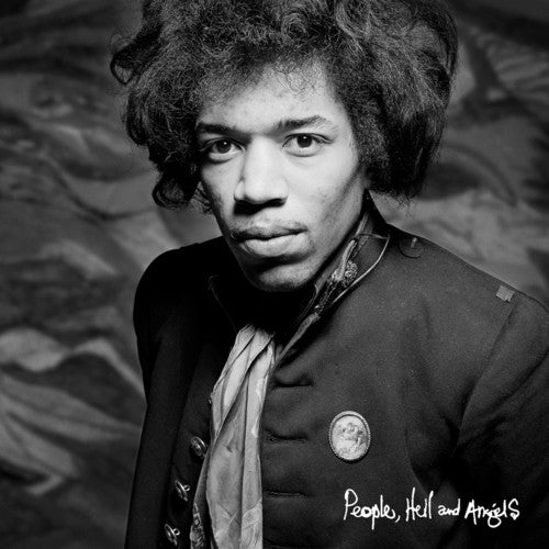 Jimi Hendrix - People, Hell and Angels - LP