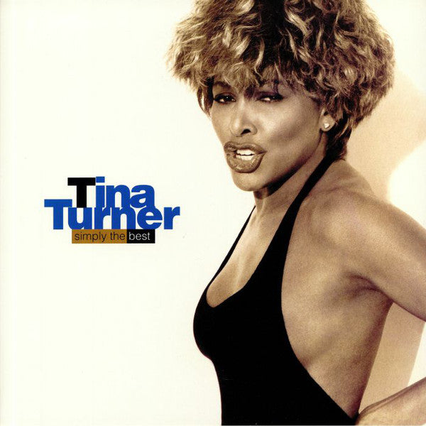 Tina Turner - Simply The Best - LP