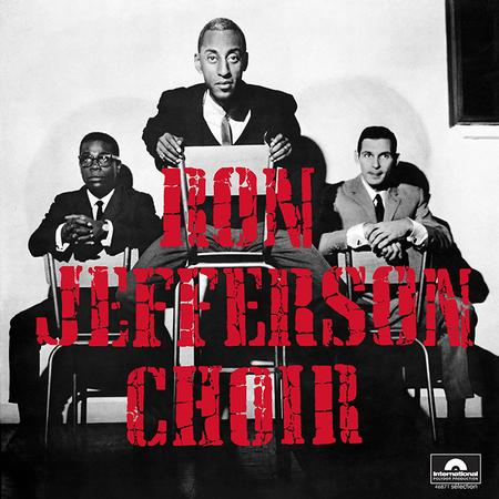 Ron Jefferson - Ron Jefferson Choir - Sam LP