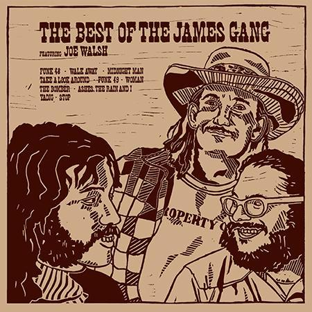 James Gang - The Best Of The James Gang - Analogue Productions SACD