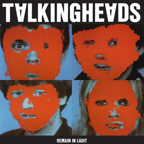 Talking Heads - Remain in Light - LP
