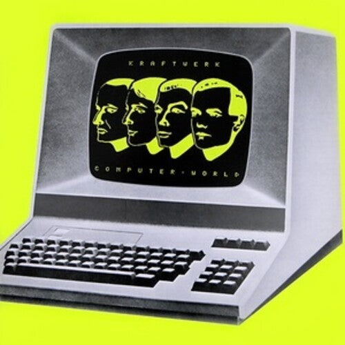 Kraftwerk - Computer World - Indie LP