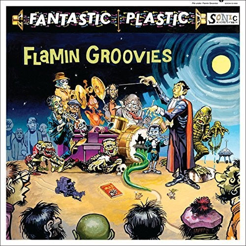 Flamin Groovies - Fantastic Plastic - LP