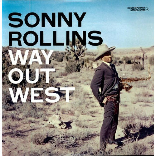 Sonny Rollins - Way Out West - LP