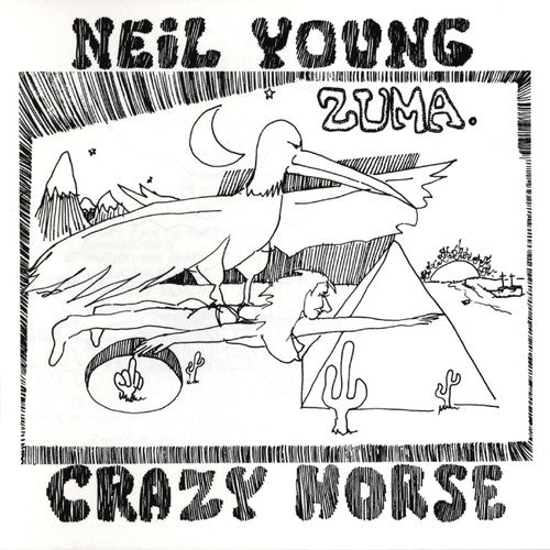 Neil Young - Zuma - LP