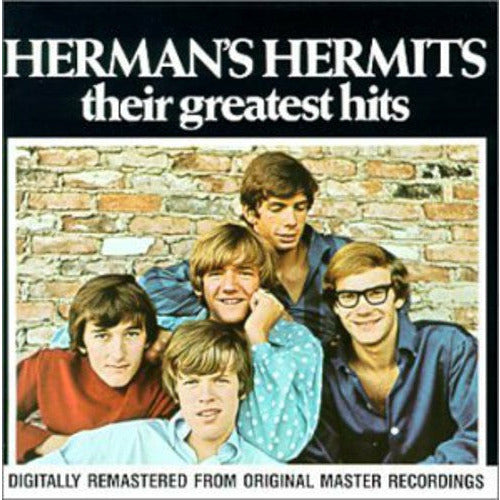Herman's Hermits - Greatest Hits - LP