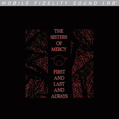 Sisters Of Mercy - First And Last And Always - MFSL LP