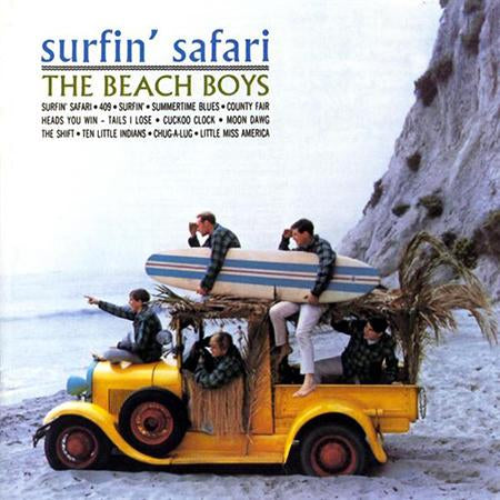 The Beach Boys - Surfin' Safari - Analog Productions Mono LP