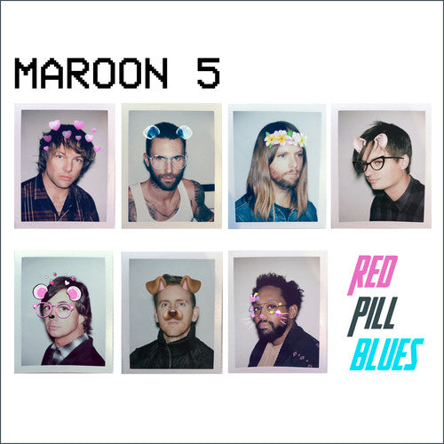 Maroon 5 - Red Pill Blues  - LP