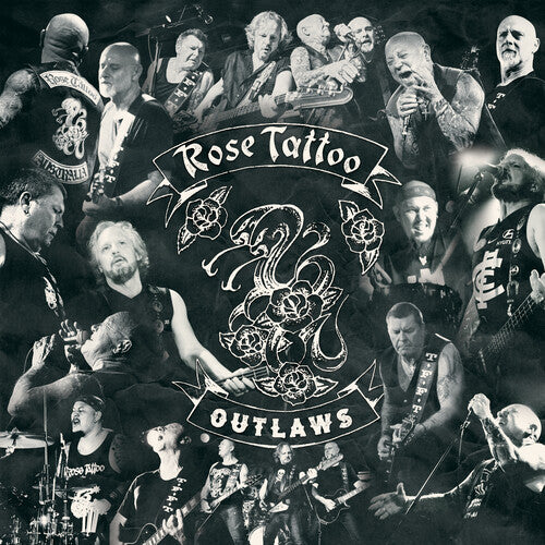 Rose Tattoo - Outlaws - LP