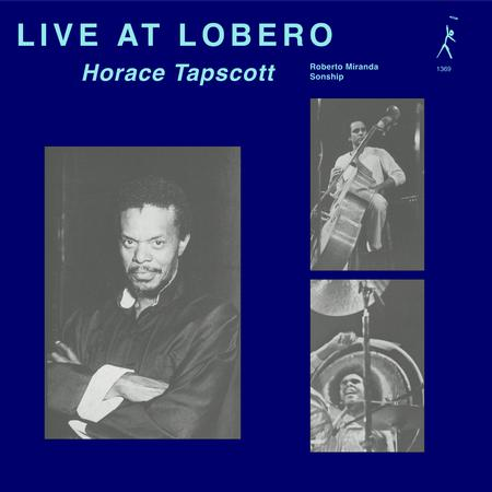 Horace Tapscott - Live At Lobero - Pure Pleasure LP