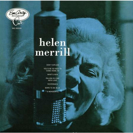 Helen Merrill - Helen Merrill  - Analogue Productions LP