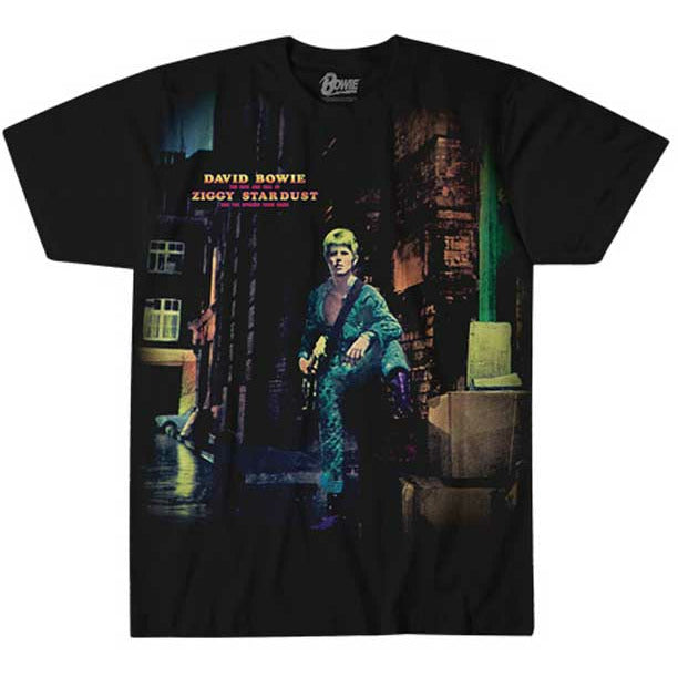 David Bowie Ziggy Stardust Men's T-Shirt