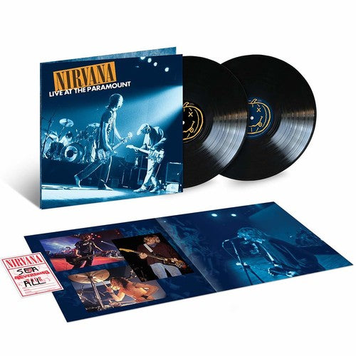 Nirvana - Live At The Paramount - LP