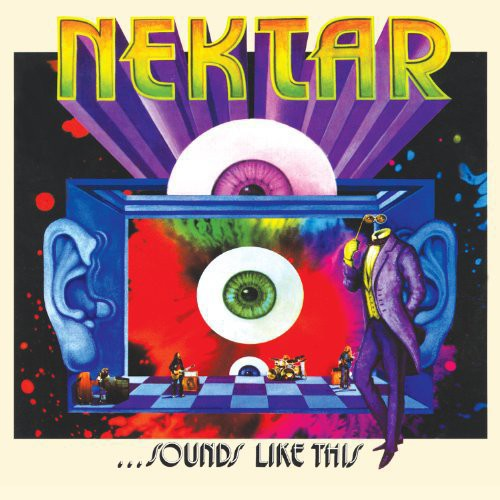Nektar - Sounds Like This - LP