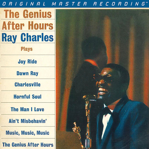 Ray Charles - The Genius After Hours - MFSL SACD