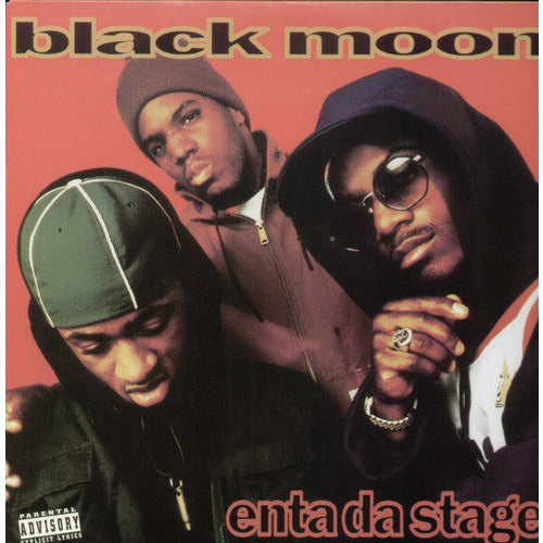 Black Moon - Enta Da Stage - LP