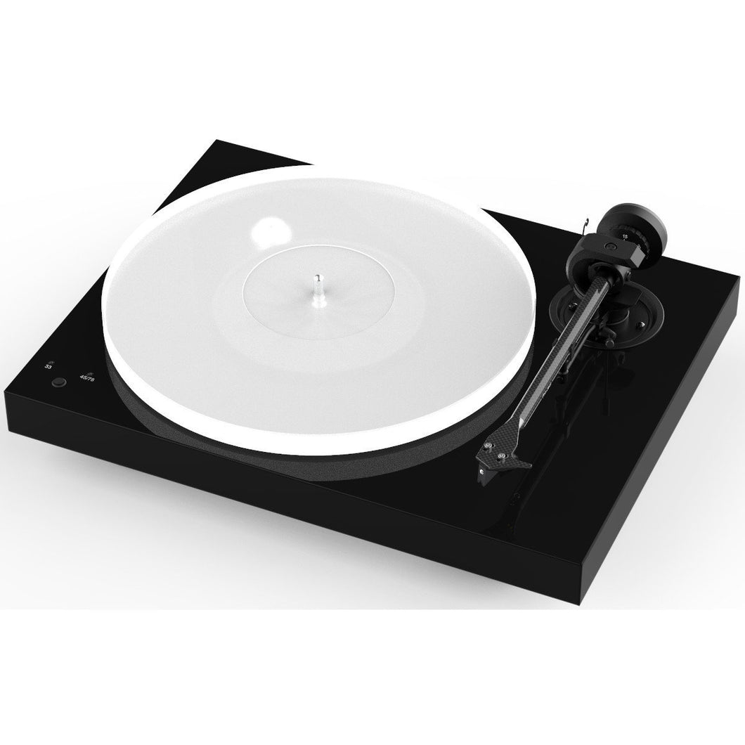 Pro-Ject X1 Turntable Black
