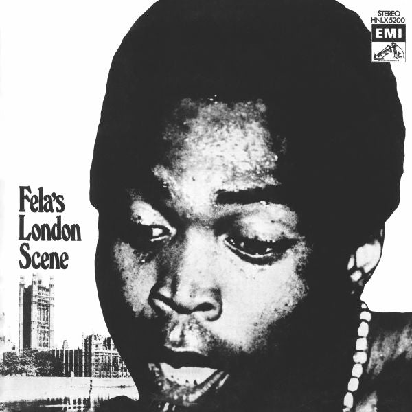 Fela Kuti - London Scene - LP