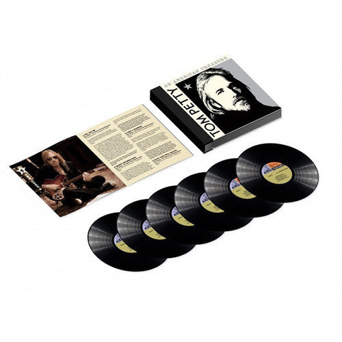 Tom Petty - An American Treasure - LP Box Set