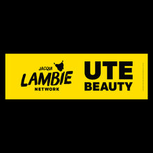 Load image into Gallery viewer, Ute Beauty bumper sticker