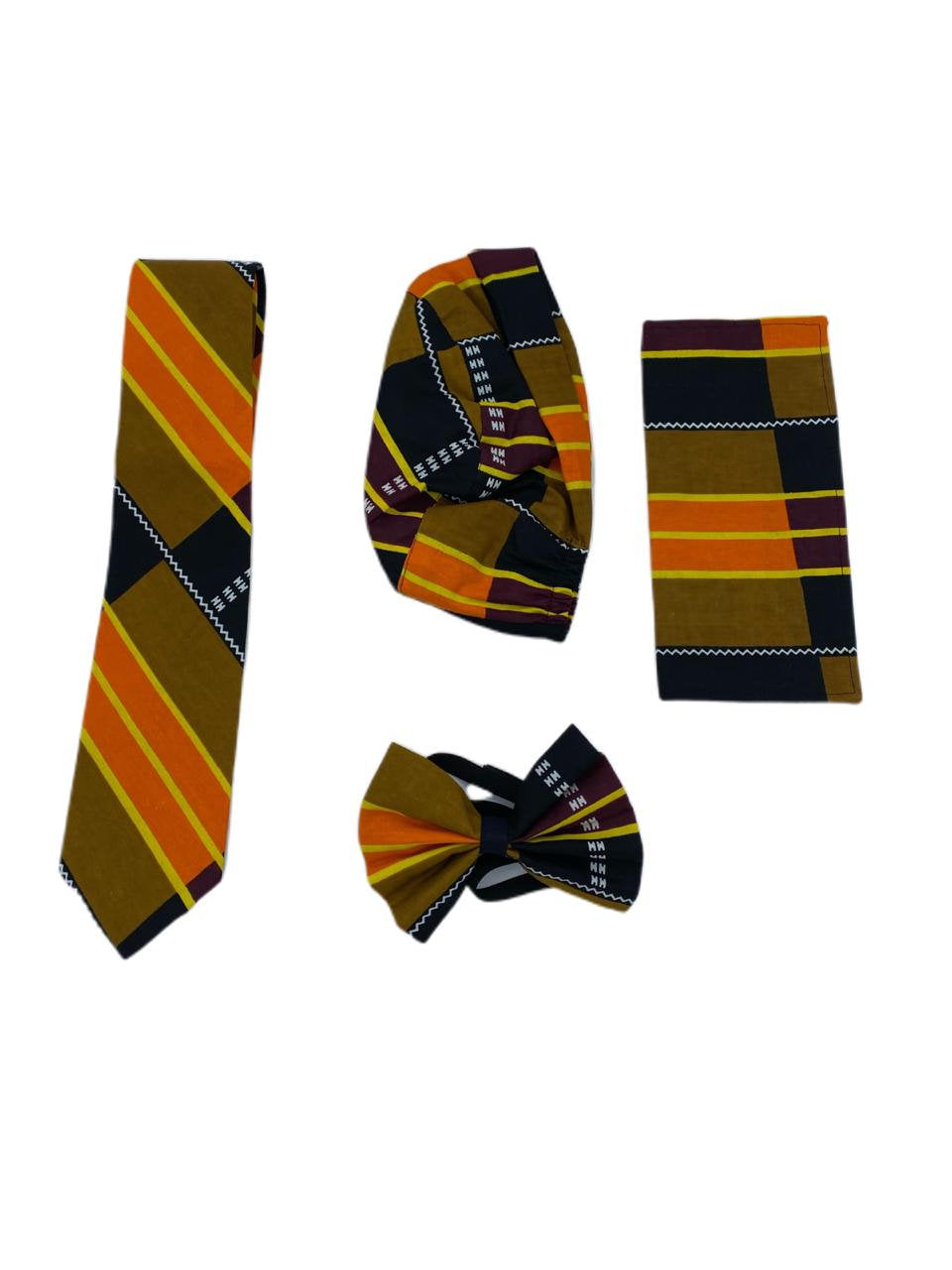 Tie and Hat Set