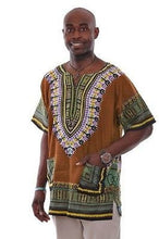 Load image into Gallery viewer, Dashiki Top