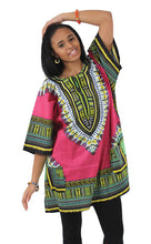 Load image into Gallery viewer, Dashiki Top/Shirt